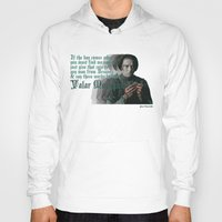 arya stark Hoodies featuring Arya Stark, Valar Morghulis by Your Friend Elle
