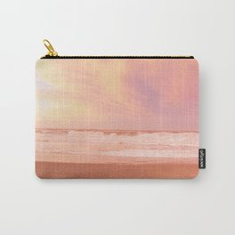 Sunset on Rockaway Beach, New York Carry-All Pouch