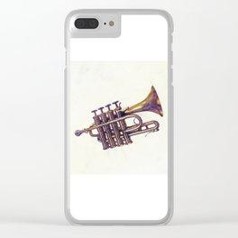 Trumpet Clear iPhone Case