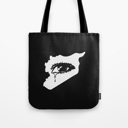 Mourn With Me Tote Bag