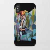 neon iPhone & iPod Cases featuring Neon by Urban Artist