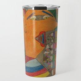 Opera Singer Travel Mug