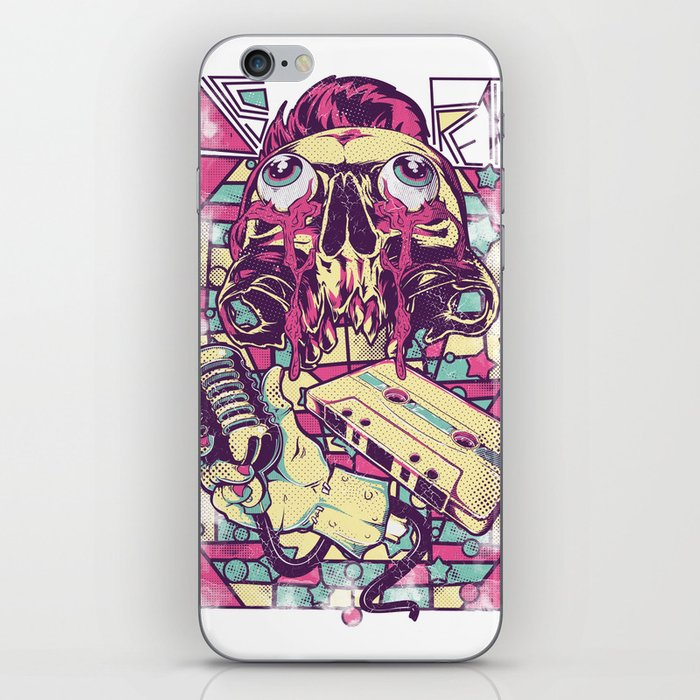 Party animal iPhone Skin