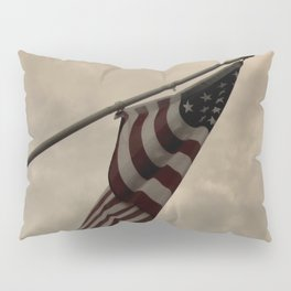 Old Glory Pillow Sham