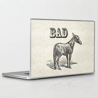 karen Laptop & iPad Skins featuring Bad Ass by Jacqueline Maldonado