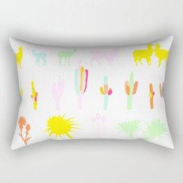 Norte Argentino V4 Rectangular Pillow