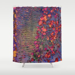 Fructify Shower Curtain