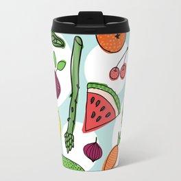 Healthy food Travel Mug