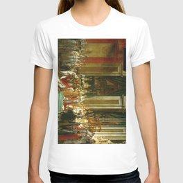 Jacques-Louis David's Consecration of Emperor Napoleon I T-shirt