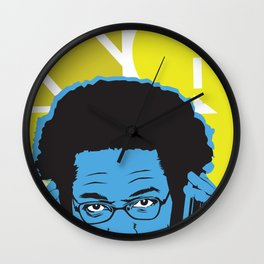 Philly King Wall Clock