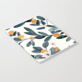 Clementine Sprigs Notebook