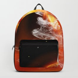 Feuerfisch - fire fish Backpack