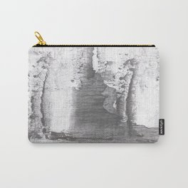 Gray painting Carry-All Pouch