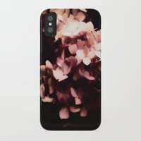 hydrangea iPhone & iPod Cases featuring Hydrangea by Christine Belanger