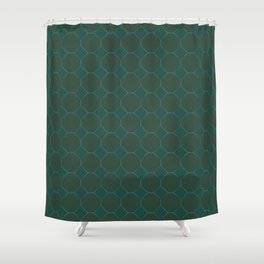 Forest Diamonds 2 Shower Curtain