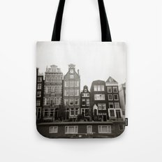 { teeny houses } Tote Bag