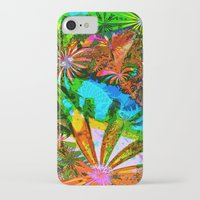 aloha iPhone & iPod Cases featuring Aloha by Glanoramay