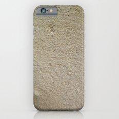sandstone texture iPhone 6s Slim Case