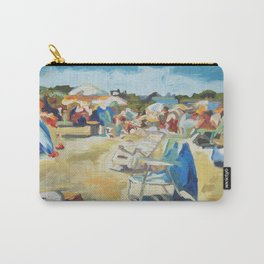 Beautiful Place by the Sea Carry-All Pouch
