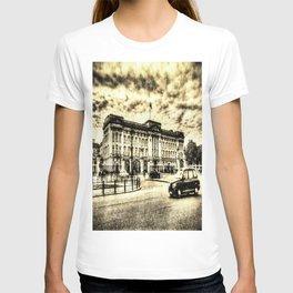 Buckingham Palace London Vintage T-shirt