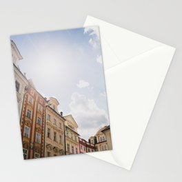 Old Town Square, Prague Stationery Cards