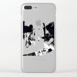 Midnight Over The Mouth Of The Mekong Clear iPhone Case