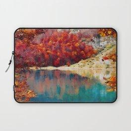 Bucolic Paradise Laptop Sleeve