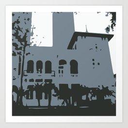 Rotschild Art Print