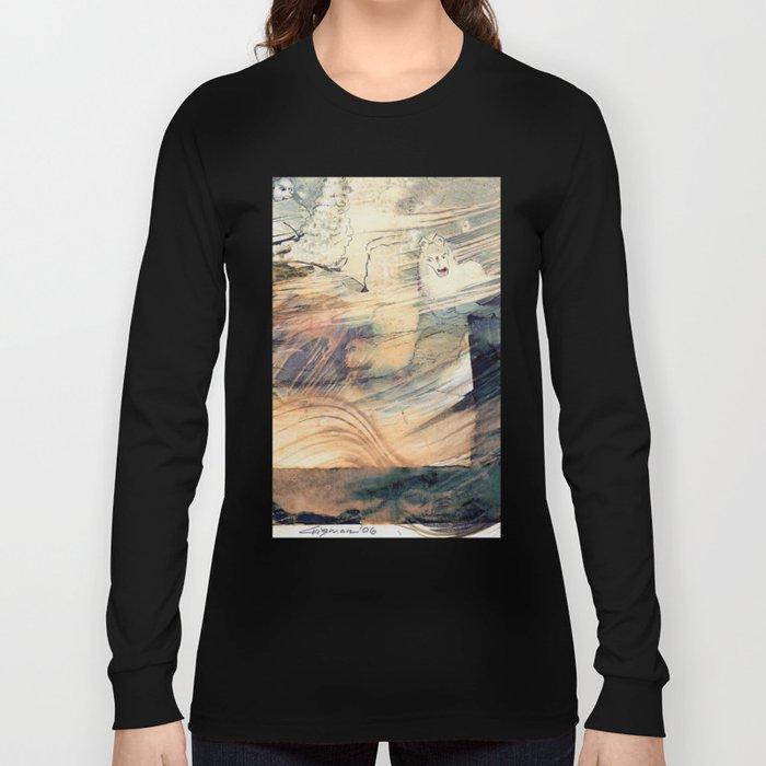 Mystical Horse Long Sleeve T-shirt