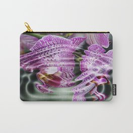 Sunken Orchids Carry-All Pouch