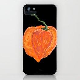 Backlit Habanero iPhone Case