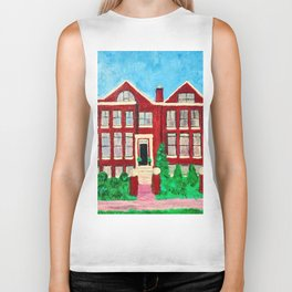 Sweet Home Chicago Biker Tank