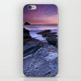 The Sun and the Sea iPhone Skin