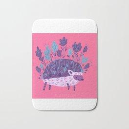 Muir Woods Hedgehog Bath Mat