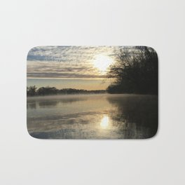 Robious Landing Sunrise Bath Mat