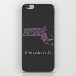 Massachusetts iPhone Skin