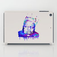 notorious iPad Cases featuring Notorious by Fimbis