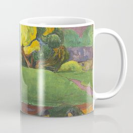 Mata Mua by Paul Gauguin Coffee Mug