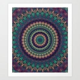 Mandala 580 Art Print