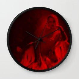 Jean Harlow - Celebrity (Photographic Art) Wall Clock