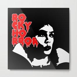 Rocky Horror Fan Art Metal Print