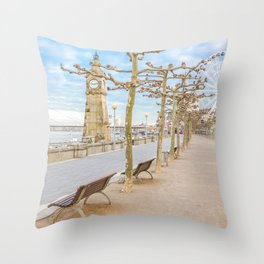 Esplanade Throw Pillow