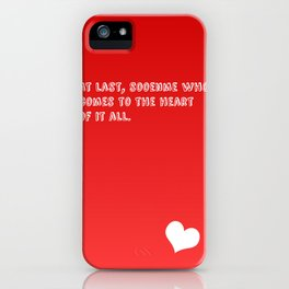 """Sooenme"" iPhone Case"