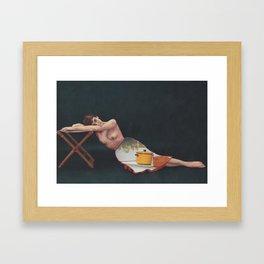 Working Women (1) Framed Art Print