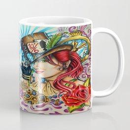 Lady Steampunk Coffee Mug