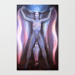 Hecate Trivia Canvas Print