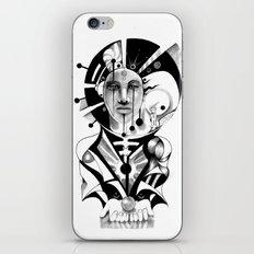 Pencil Sketch iPhone & iPod Skin