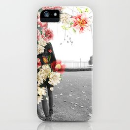 Poppy and Memory IV iPhone Case