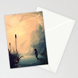 Evanescent Sunrise Stationery Cards