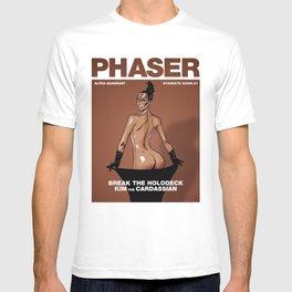 Phaser Magazine Cover T-shirt